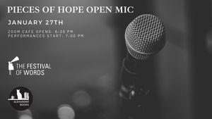 Open Mic Facebook Event