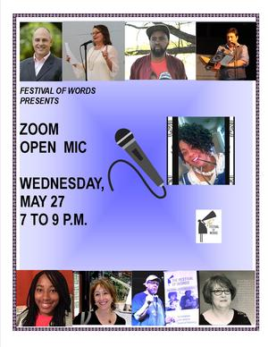 zoom open mic MAY 2
